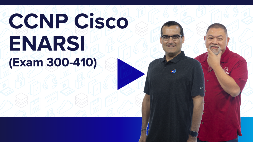 Cisco CCNP Enterprise ENARSI