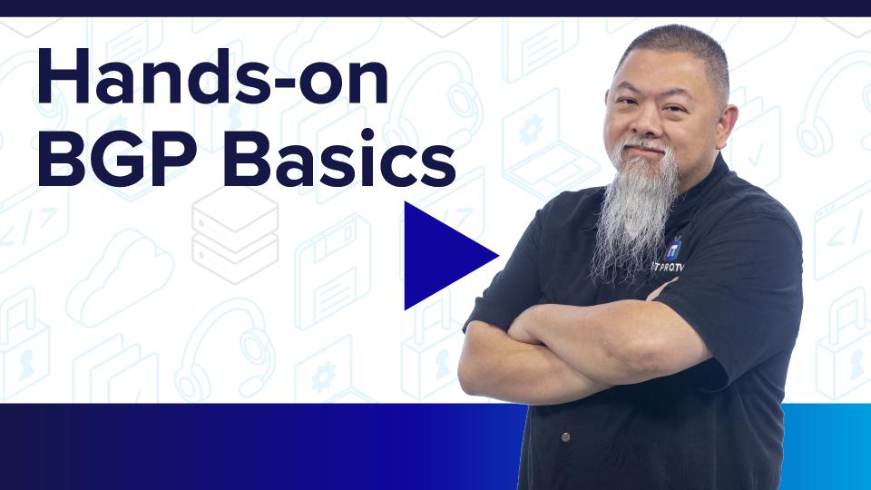 Hands-on BGP Basics
