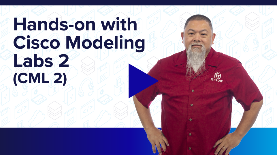 Hands-on with CISCO Modeling Labs 2