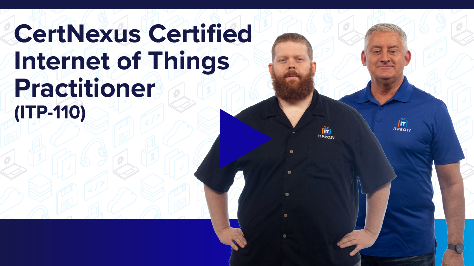 CertNexus Certified Internet of Things Practitioner