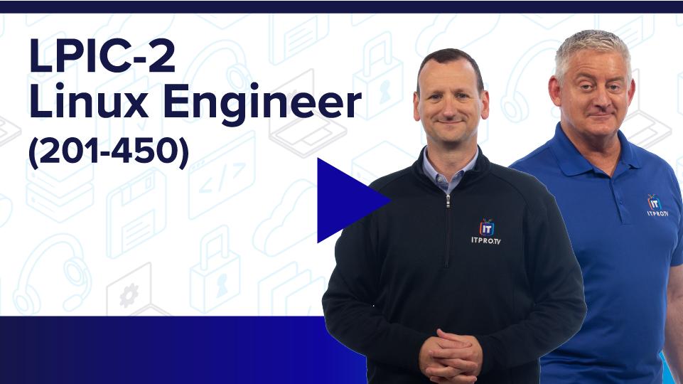 LPIC-2 Linux Engineer (201-450)