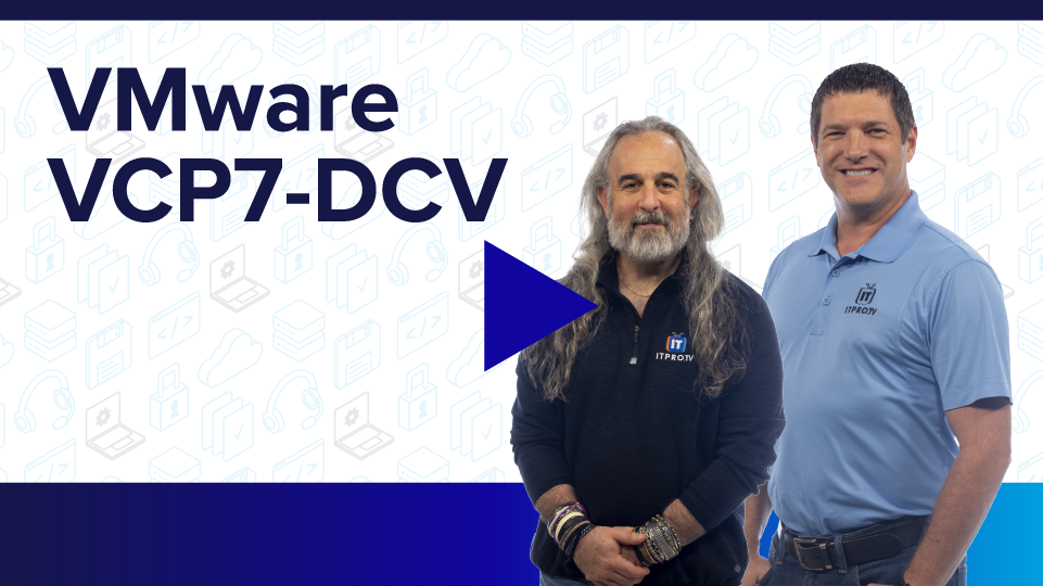 VMware VCP-DCV (Updated for vSphere 7)