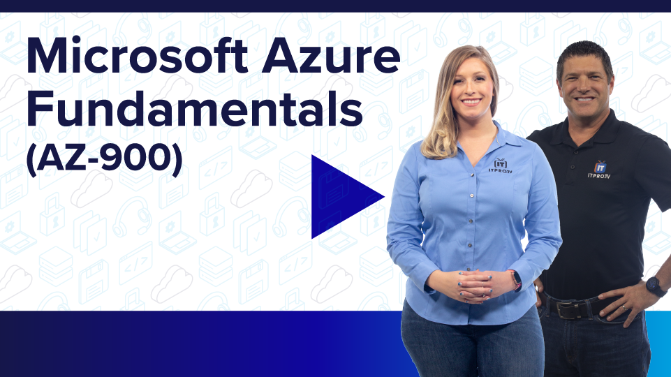 Microsoft Azure Fundamentals (AZ-900)
